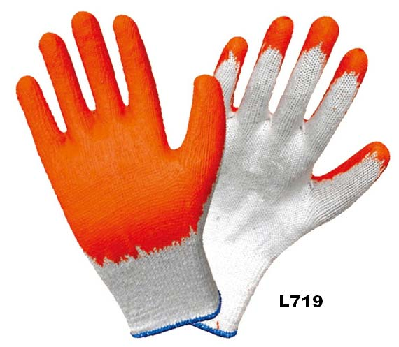 Latex Coated Gloves (L719)