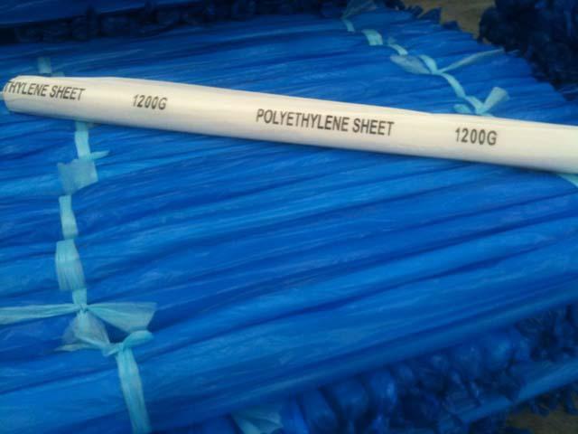 Polyethylene Sheet (1200 Gauge)