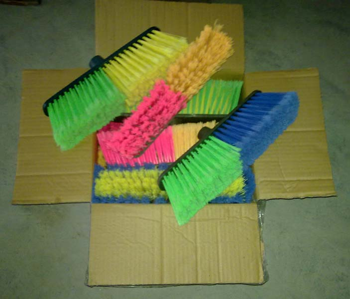 Soft Broom Brush