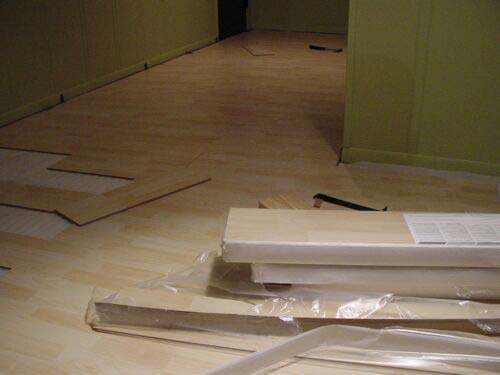 Laminate Wood Floorings