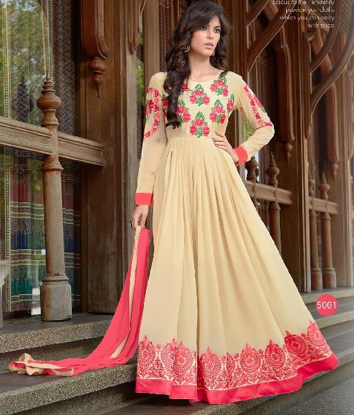 dc750b77eab Ashima Designer Anarkali Suits Manufacturer in Surat Gujarat India ...