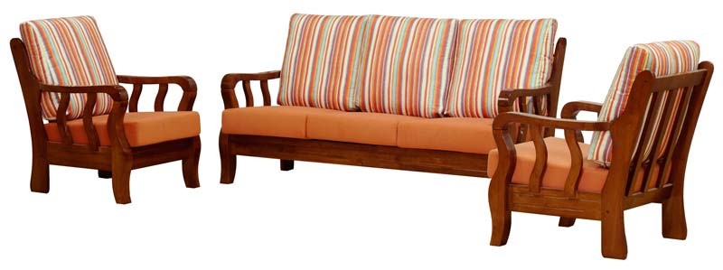 Best Quality Wooden Sofa ~ Wooden sofa set manufacturer in fatehabad haryana india by