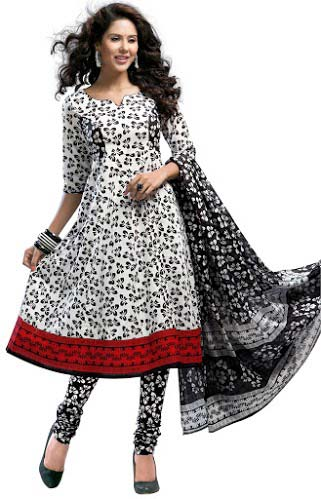 e968a411b1 Cotton Printed Dress Material Manufacturer in Surat Gujarat India by ...