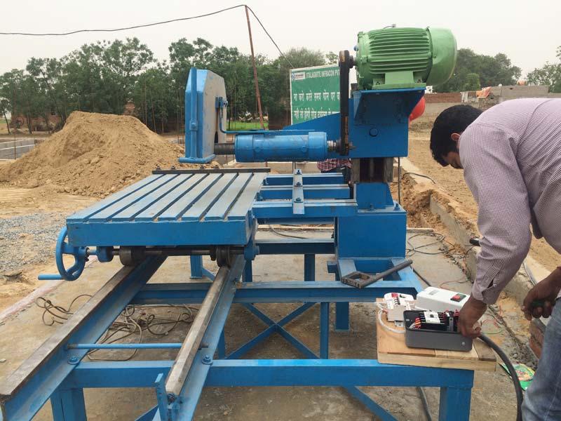 marble cutting machine manufacturer in delhi delhi india by shree