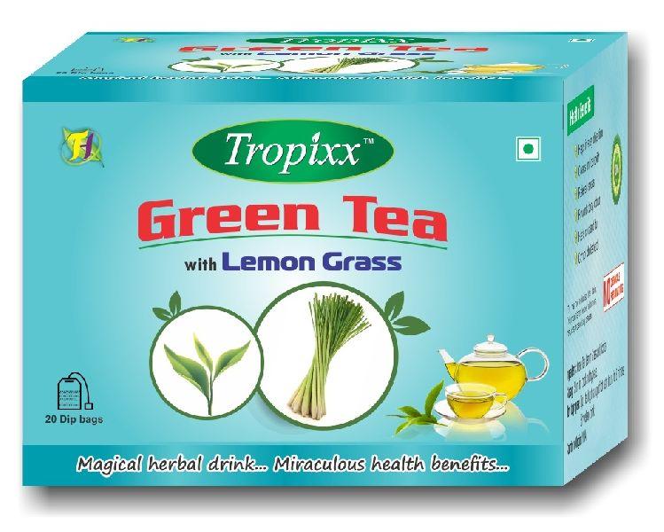 Lemon Grass Green Tea