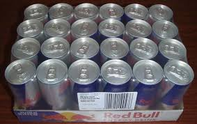 Reb Bull Energy Drink (Red Bull)