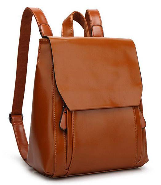 3d2bf8604daf Leather Backpack Bag Manufacturer in Dewas Madhya Pradesh India by ...