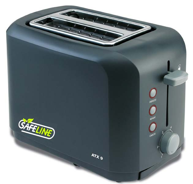 Electric Pop Up Toaster