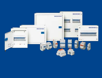 DECOVOLT DISTRIBUTION BOARD