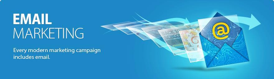 Email Marketing Services Providing Company
