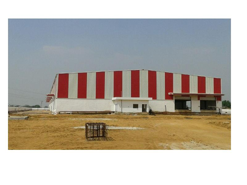 Buy Warehouse Sheds from Saxena Marine Tech Pvt Ltd, India | ID
