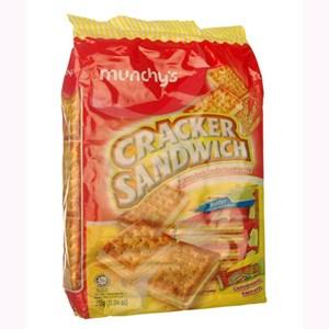 Munchys Cracker Sandwich Butter Flavoured Cream 313g