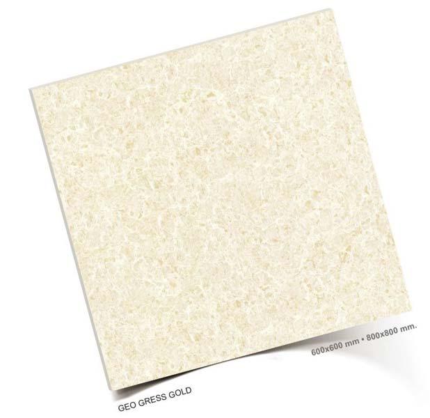 Gold Vitrified Tiles