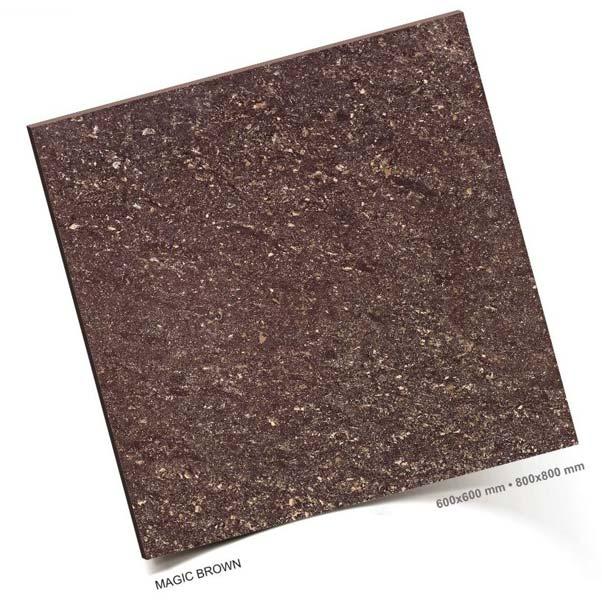Brown Vitrified Tiles