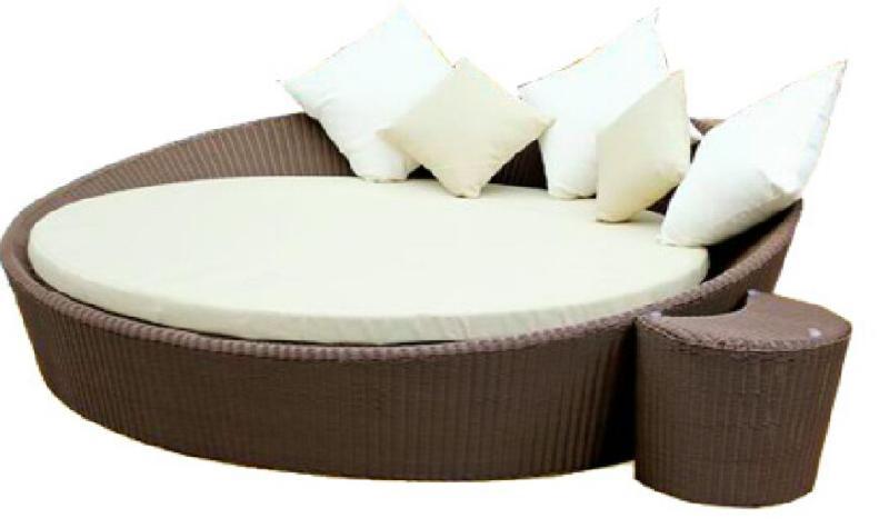 Day Bed Outdoor Garden Furniture