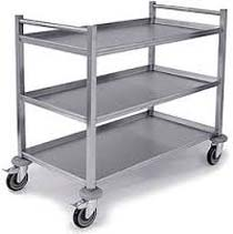 microwave oven trolley