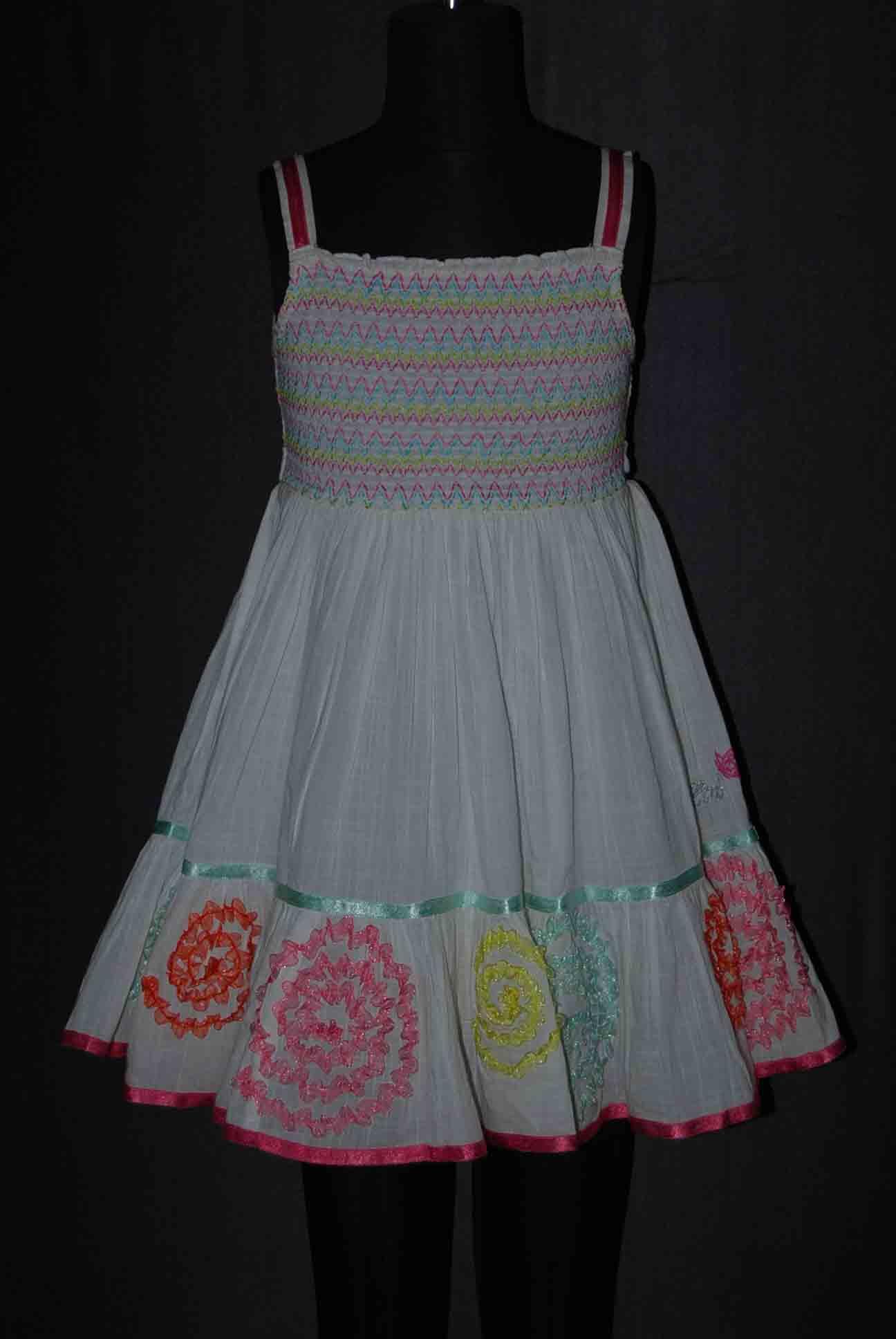 Buy Kids Frocks from Cheer Sagar - Garment Export House, India | ID