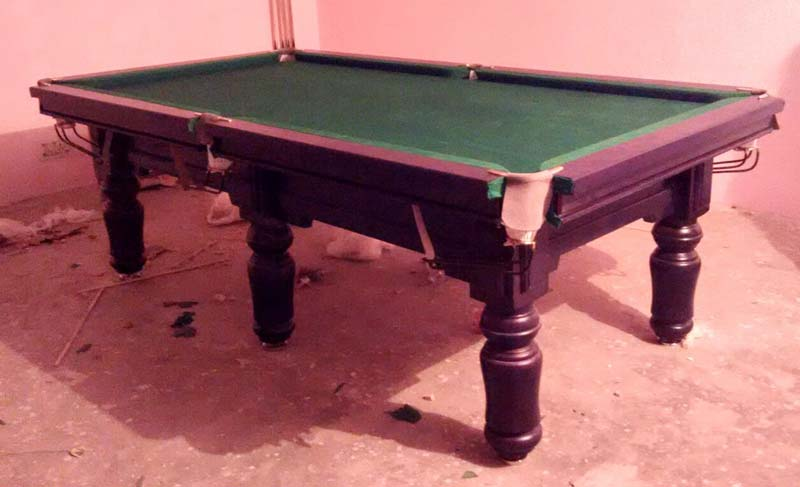 Pool table dealers manufacturer in delhi india by tanishq for Pool dealers