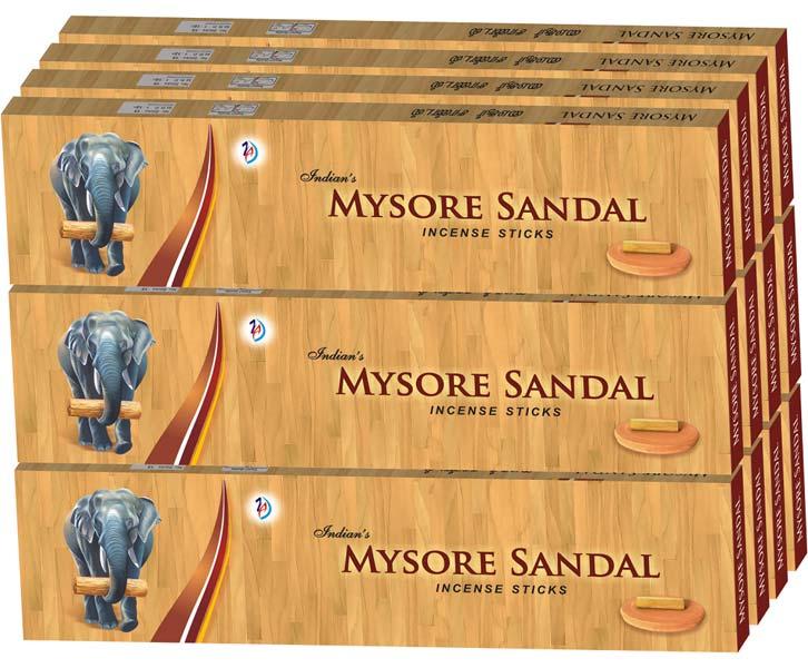 Indian S Mysore Sandal Incense Sticks Manufacturer In