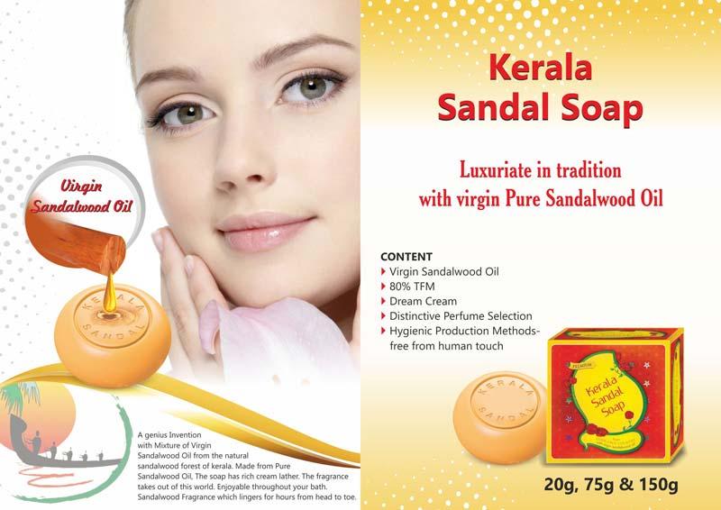 Kerala Sandal Soap Manufacturer in Mumbai Maharashtra India by