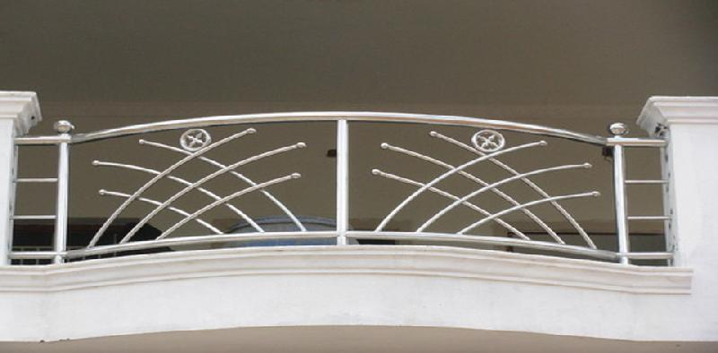 Stainless Steel Balcony Grills Manufacturer In Delhi Delhi India By Jay Pee Associates Id 2679770