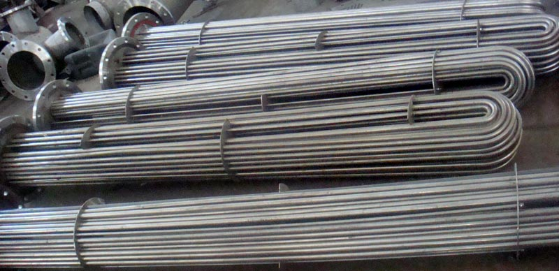 U-Tube Heat Exchanger