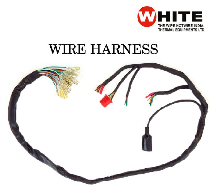 Wire Harness Manufacturer & Exporters from Alwar, India | ID ... on