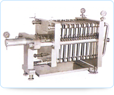 Frame Type Filter Press