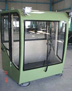 Agricultural Equipment Cabin
