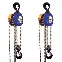 safety shoes chain pulley blocks