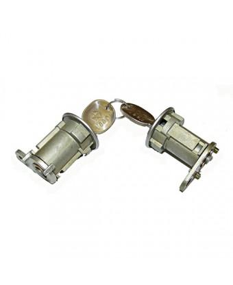 Door Lock Cylinder Set