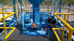 solid contact clarifiers