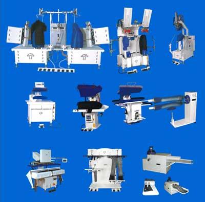 Garment Finishing Machines (Garment Finishing Ma)
