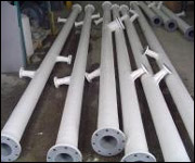 Buy fiberglass pipes from SHIVAS REINPLAST CO  OF INDIA