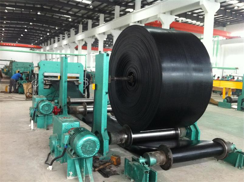 Manufacturing industry conveyor belts, belts, rubberized fabrics and products from them
