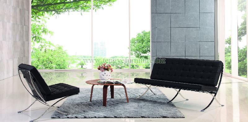 Modern Barcelona Lounge Chair (TY-801)