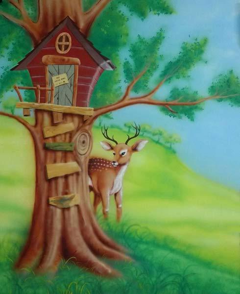 Kids Room Paintings