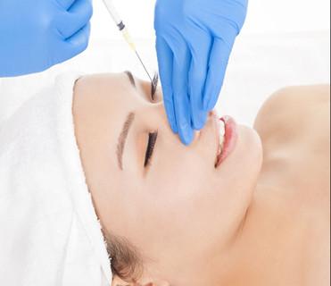 Hyaluronic Acid Dermal Filler For Nose Enhancement