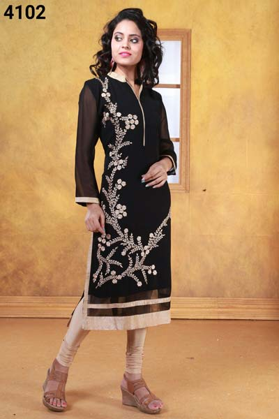 full sleeve ladies kurti (4102)