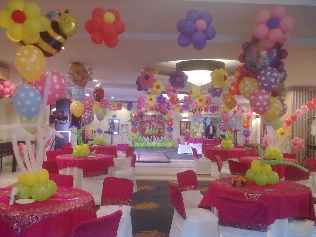 Services birthday party decorator in jaipur from Rajasthan India