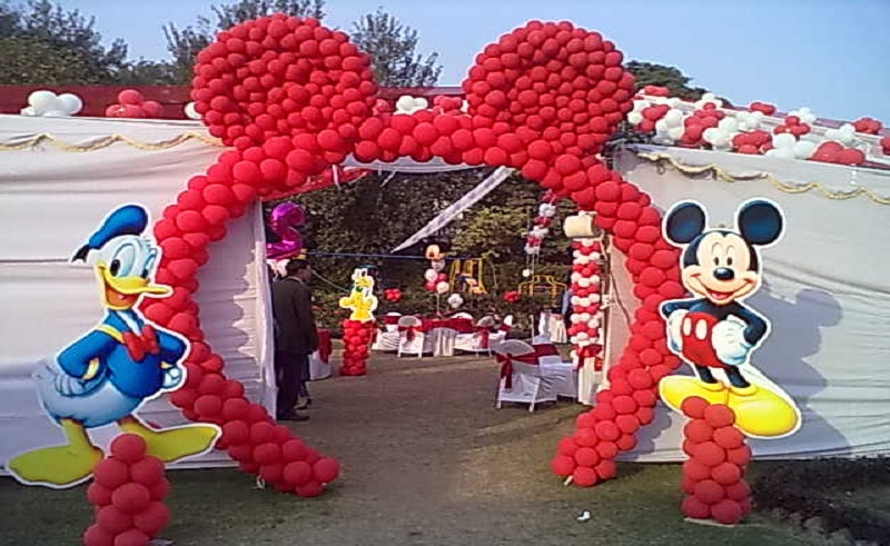 Services party decoration in jaipur from Rajasthan India by Jaipur