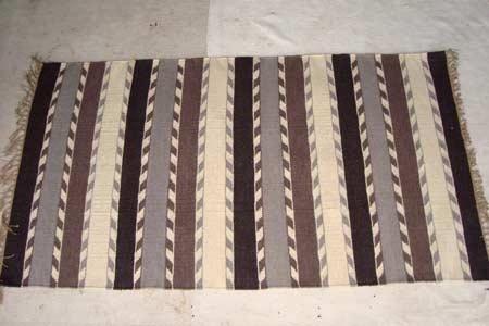 Item Code : P-3493 Woolen Carpets