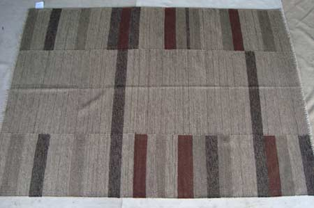 Item Code : P-3507 Woolen Rugs
