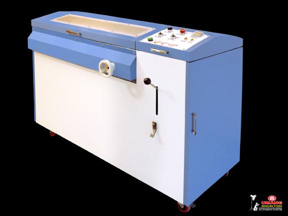Flexo Photopolymer Plate Making Machine (A4FG/A#FG)