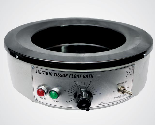 Electric Tissue Float Bath