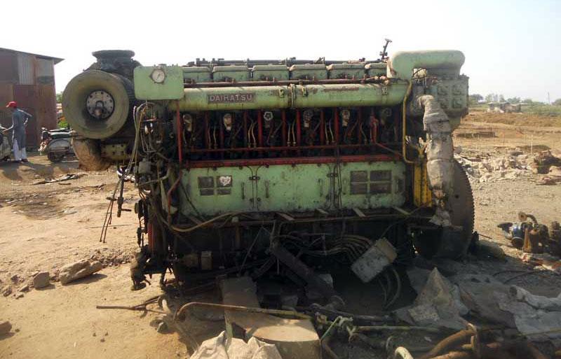 Daihatsu Diesel Engine Wholesale Suppliers in Bhavnagar Gujarat