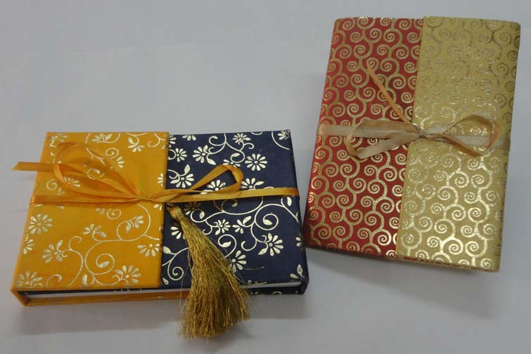 Eco Friendly Journals Manufacturer in Delhi India by Paper Theatre