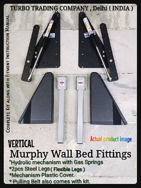 Murphy Wall bed Hydraulic Fittings by Turbo Trading ...