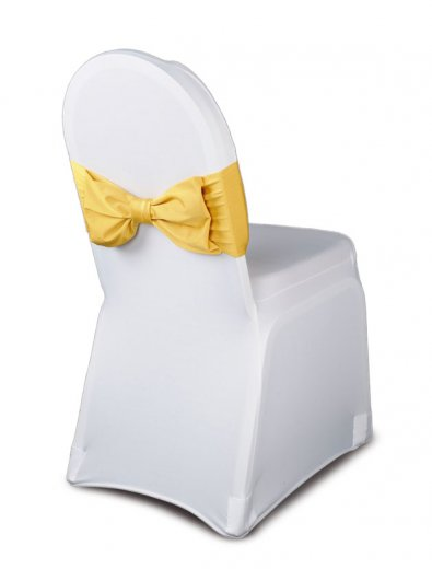 Banquet Chair Covers Bow