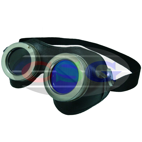 LEATHER CUP GOGGLES (CSG-PPE-EYP-LCG-307)